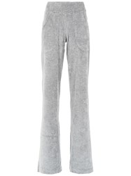 Lygia And Nanny Pear Plush Trousers Grey