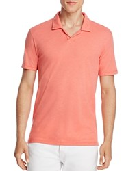 Velvet Jacob Polo Tee Shell Pink