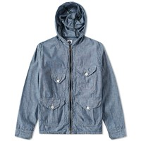 Post Overalls Cruzer Parka Blue