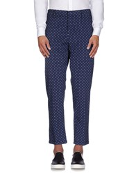 The Editor Trousers Casual Trousers Men Blue