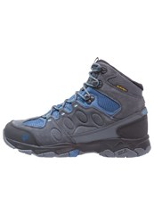 Jack Wolfskin Mtn Attack 5 Texapore Walking Boots Ocean Wave Blue