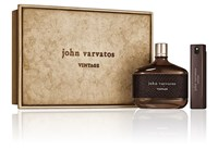 John Varvatos Men's Vintage Travel Eau De Toilette Gift Set No Color