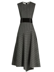 Sportmax Bisso Dress Black Print