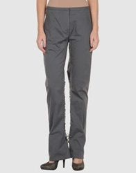 Martine Sitbon Casual Pants Lead