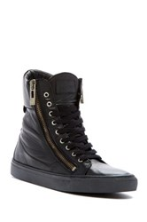 Rogue Suite Lace Up And Zip Boot Black