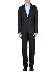 Dandg D And G Suits Steel Grey