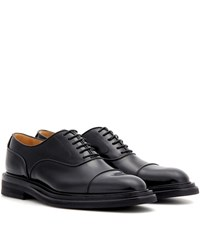 Church's Pam Leather Oxford Shoes Black