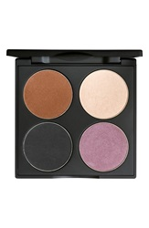 Gorgeous Cosmetics Four Pan Eyeshadow Palette Brown Eyes