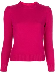 Co Fitted Round Neck Jumper 60