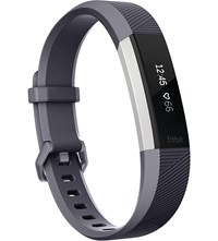 Fitbit Alta Hr Large Fitness Band Grey