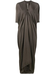 Rick Owens Kite Dress Grey