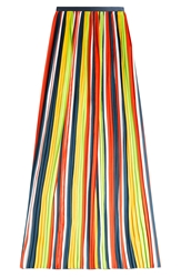Dsquared Silk Maxi Skirt