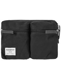 Sandqvist Paul Waist Bag Black