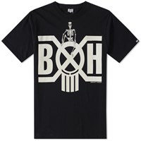 Bounty Hunter Break Skeleton Tee Black