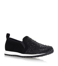 Gina Ennis Sneakers Female Black