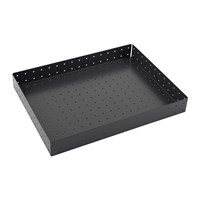 Hay Punched Organiser A4 Tray Soft Black