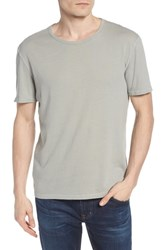 Ag Jeans Ramsey Slim Fit Crewneck T Shirt Weathered Light Pavement