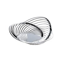 Alessi Trinity Basket Stainless Steel