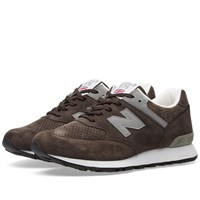 New Balance Womens W576pgg Made In England Grey