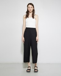 Alexander Wang Pleated Wide Leg Trouser