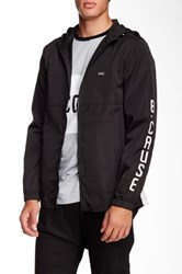 Barney Cools Og Zip Spray Jacket Black