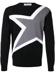 Education From Youngmachines Star Jumper Black