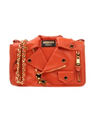 Moschino Handbags Rust
