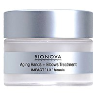 Bionova Women's Nano Skin Tech Aging Hands And Elbows Treatment Level 3 No Color