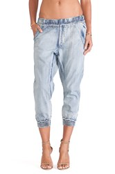 One Teaspoon Dundees Trousers Blue
