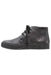 Everybody Ankle Boots Nero Gunmetal