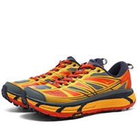 Hoka One One Mafate Speed 2 Yellow