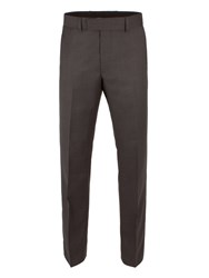 Pierre Cardin Charcoal Check Trouser