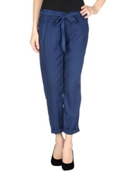7 For All Mankind Casual Pants Dark Blue