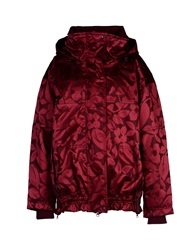 Adidas By Stella Mccartney Jackets Maroon