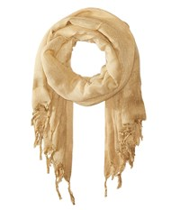Love Quotes Linen Tassel Scarf Safari Scarves Multi