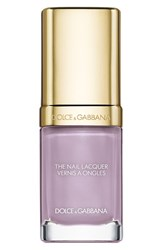Dolce And Gabbana Beauty 'The Nail Lacquer' Liquid Nail Lacquer Lilac 315