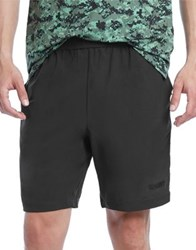 2Xist Military Sport Shorts Olive Camo