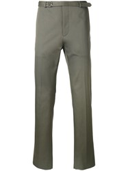 Valentino Tapered Trousers Green