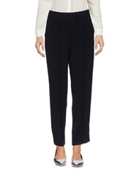 New York Industrie Trousers 3 4 Length Trousers Black