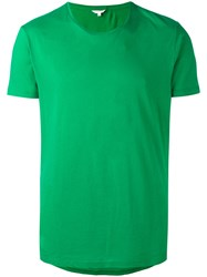 Orlebar Brown Classic Crewneck T Shirt Men Cotton Xl Green