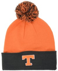 Top Of The World Tennessee Volunteers 2 Tone Pom Knit Hat