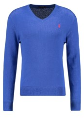 Polo Ralph Lauren Slim Fit Jumper Collection Royal Royal Blue