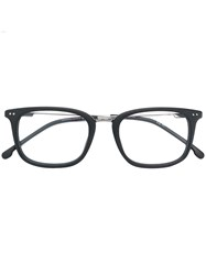 Carrera Square Frame Glasses Black