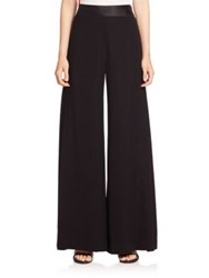Opening Ceremony Stone Wide Leg Pants Black