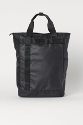 Handm H M Tote Bag Backpack Black
