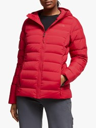 The North Face Stretch Down 'S Jacket Tnf Red