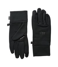 Outdoor Research Pl 100 Sensor Gloves Black Extreme Cold Weather Gloves