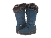 Kamik Pinot Teal Blue Women's Cold Weather Boots