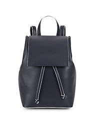 French Connection Carmen Solid Backpack Mineral Grey