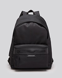 Longchamp Backpack Le Pliage Neo Black